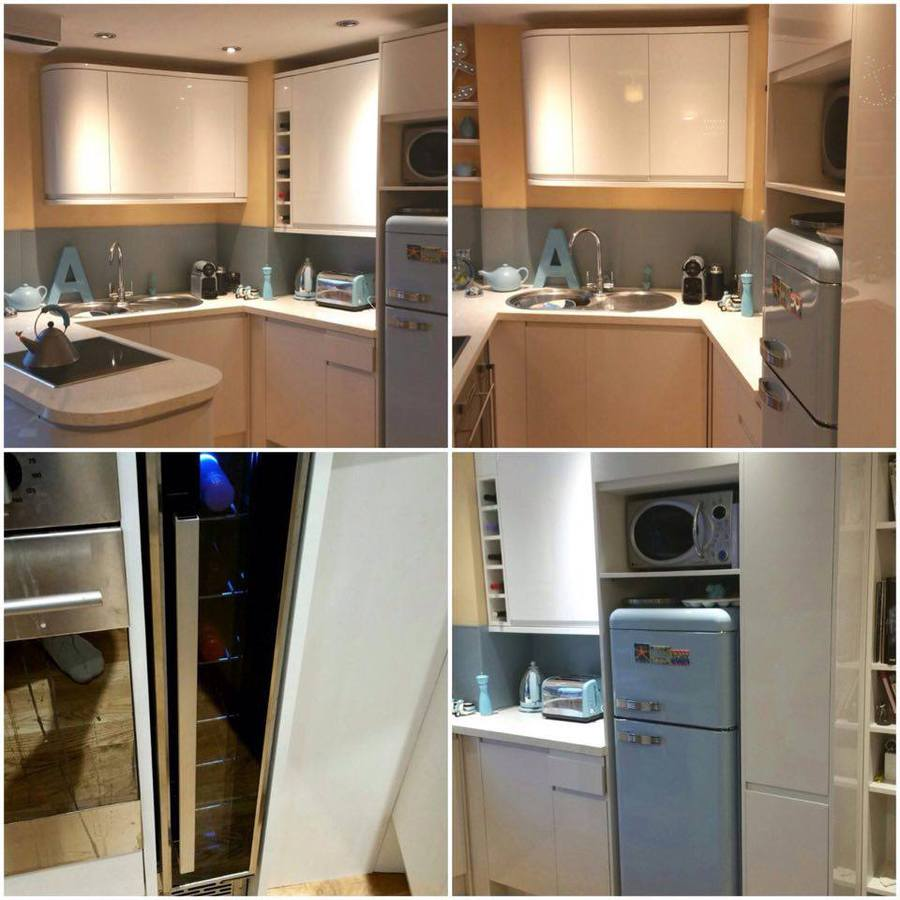 Oric services kitchen design and installation for Kitchen installation